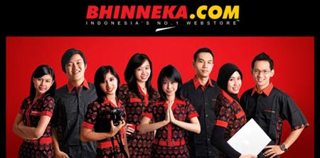 Nomor Call Center Customer Service Bhinneka.com