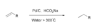 Reduction-in-high-temperature-water