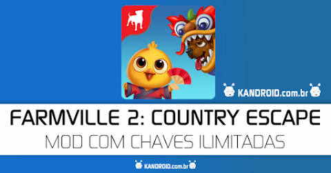 FarmVille 2: Country Escape v9.7.2345 Apk Mod [Chaves Ilimitadas]