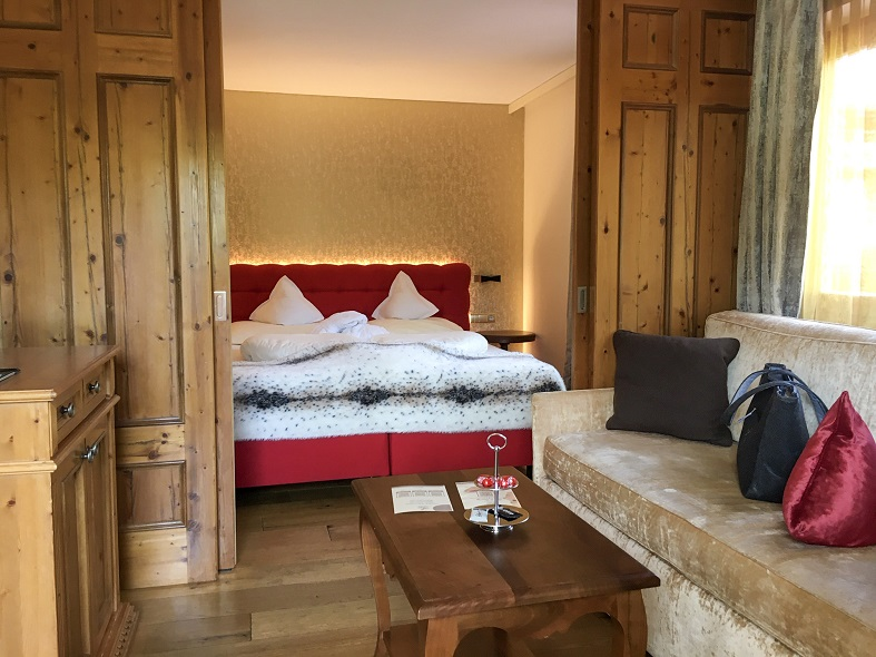 Stanza hotel Rosa Alpe di Siusi
