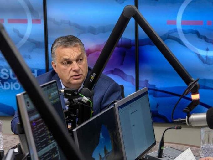 Orbán Viktor: Aki elmondta az őszödi beszédet, az vezeti ma a baloldalt