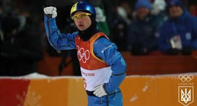 Украинский спортсмен завоевал золото зимней Олимпиады