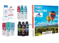 Logo Concorso Sauber ''Forti emozioni'' : vinci 50 Smartbox ( valore 199,90)