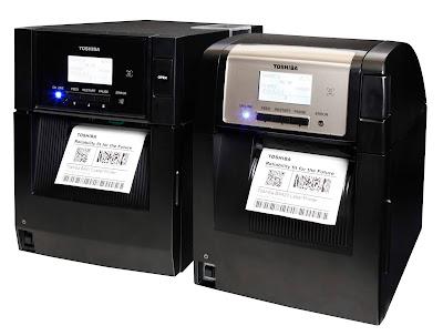 Toshiba lança a sua primeira série de impressoras de etiquetas de gama média com características industriais
