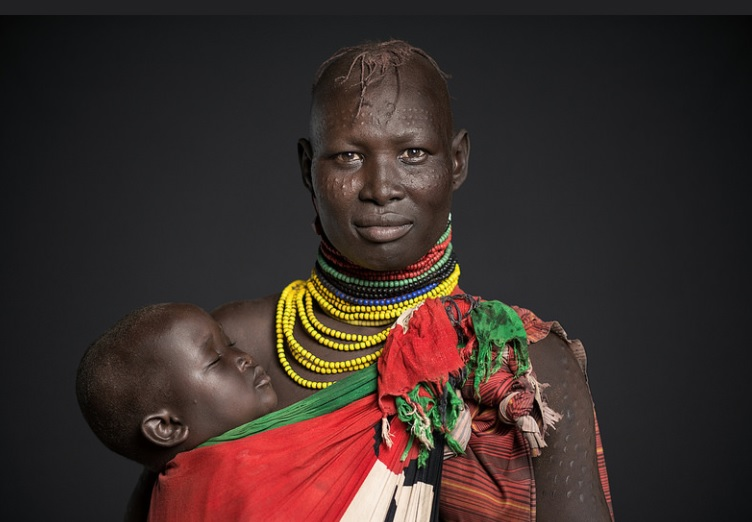 Turkana People in the Ilemi Triangle