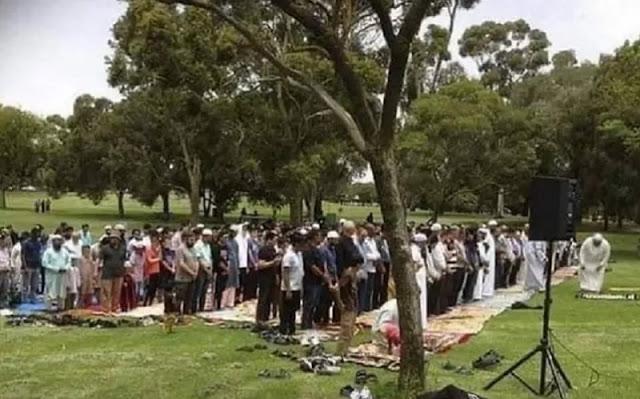 Hujan Turun Usai Muslim Australia Gelar Salat Istisqa