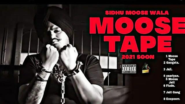 Moose Tape New Album Releasing Date   Moose Tape Releasing Date Sidhu Moose Wala MyTrendingStar.com