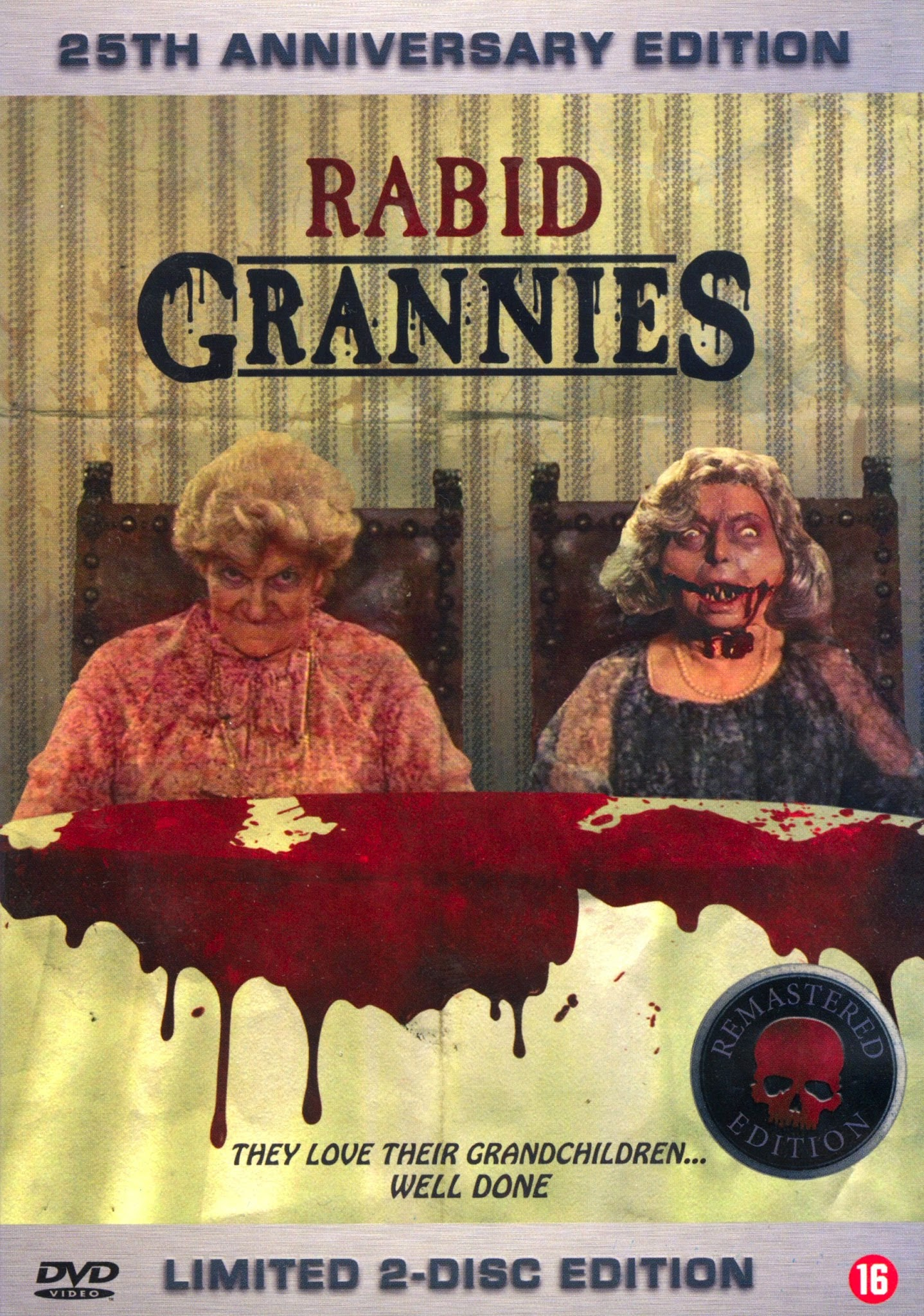 Dvd Exotica Rabid Grannies Has The World Gone Crazy