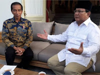 Jokowi Blak-blakan Mengaku Dekati PKS dan Masih Terbuka Jika Prabowo Ingin Bergabung di Pilpres 2019