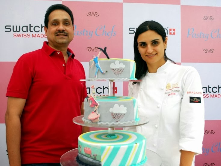 Swatch Pastry Chefs Collection Launch Event