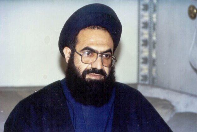 Para Penganut Syiah Merayakan Ulang Tahun Kematian Allama Arif Hussaini