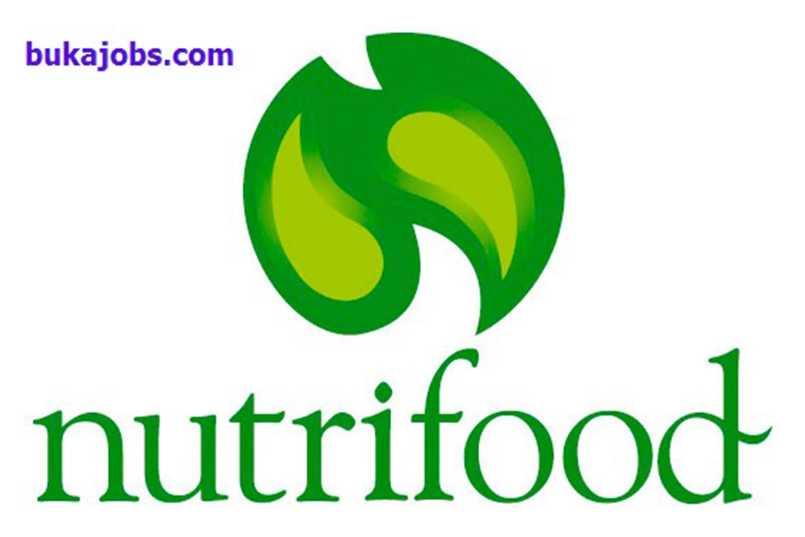 Lowongan Kerja PT Nutrifood Indonesia Terbaru Januari 2019
