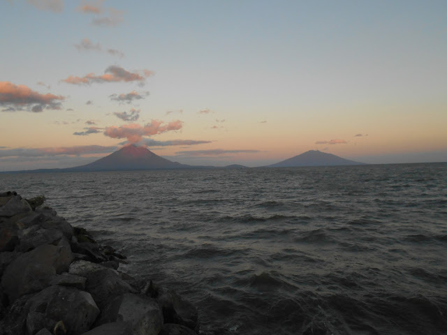 Volcan Concepcion and Volcan Maderas