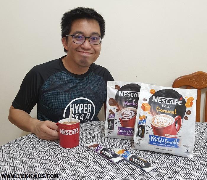 Nescafe Latte Mocha Caramel PG Mall