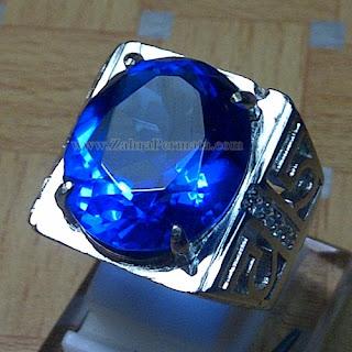 Cincin Batu Blue Obsidian - ZP 850