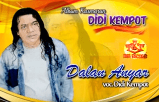Lirik Lagu Dalan Anyar - Didi Kempot