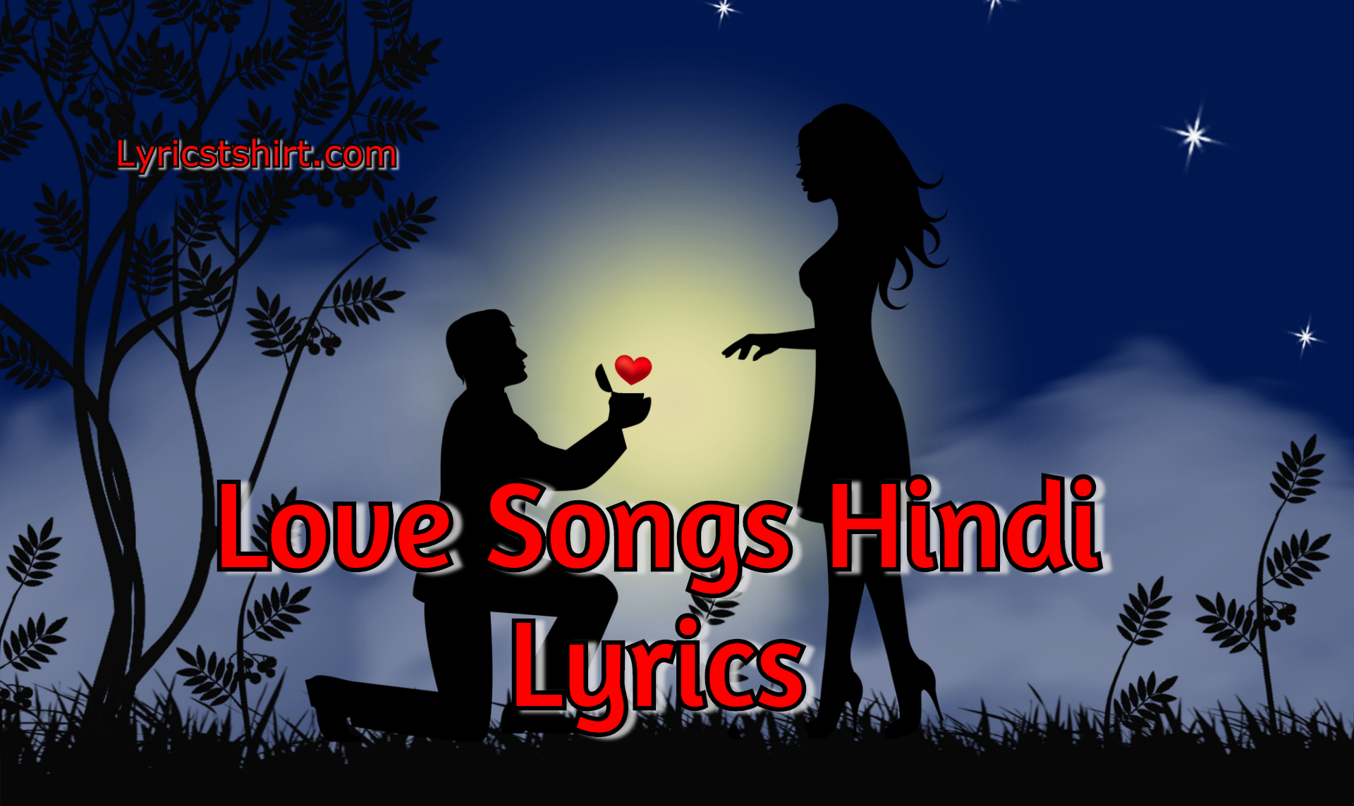 Love Songs Hindi Lyrics