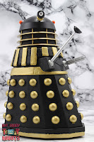 "Custom 'The Curse of Fatal Death"" Black Dalek 12"