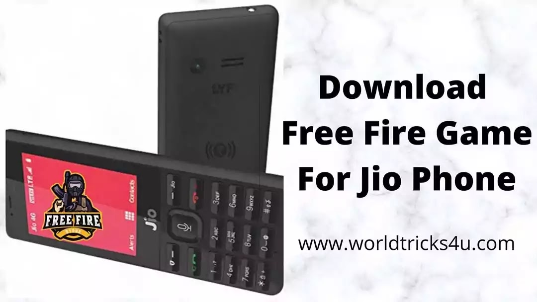 Free fire game download jio phone via playstore
