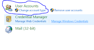 Reset User Password for Windows 10