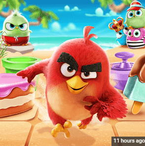 Angry Birds Match - VER. 3.7.1 Unlimited (Lives - Coins - Gems - Boosters) MOD APK
