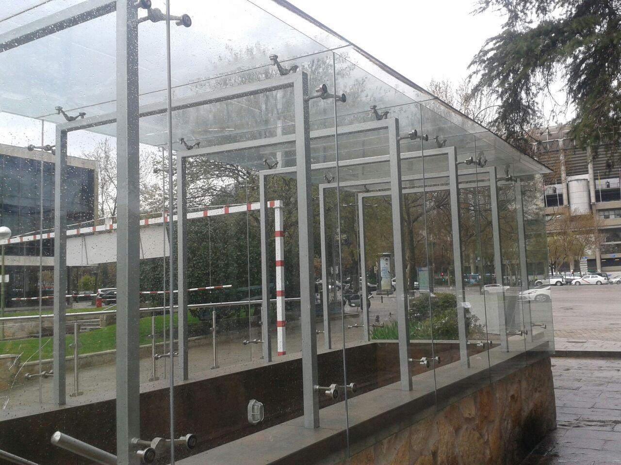 Barandillas de aluminio para terrazas amazing polvo - Terrazas de aluminio ...