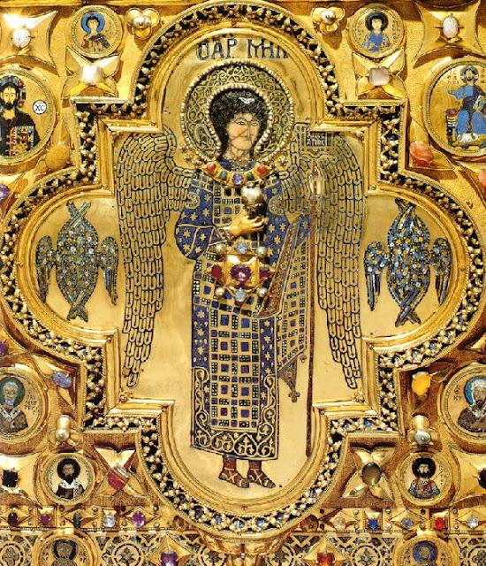Ο Αρχάγγελος Μιχαήλ, Palo d' Oro