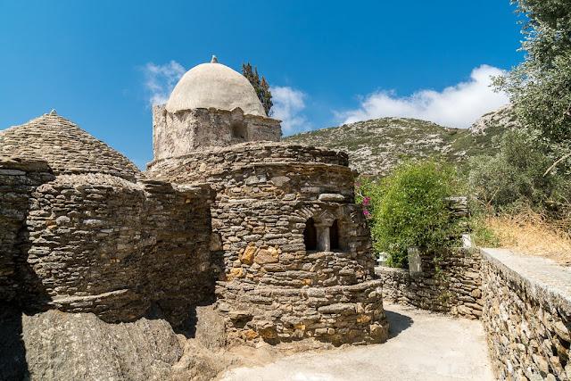Panagia Drossiani-Naxos-Cyclades