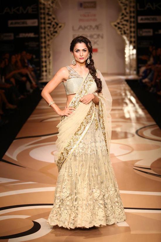 Indian Fashion Churidar Suits Designs Collection 2015 16: Lakme India Fashion Week 2012