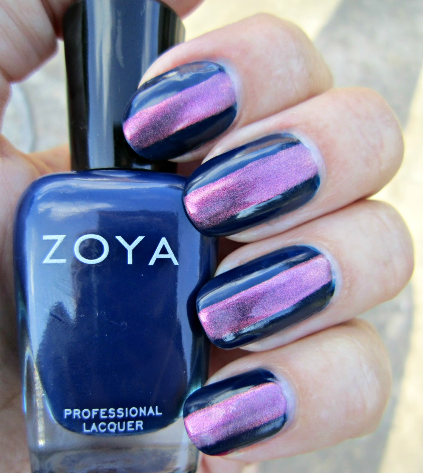 Zoya Nail Polish Naked Manicure Womens Starter Kit 100%