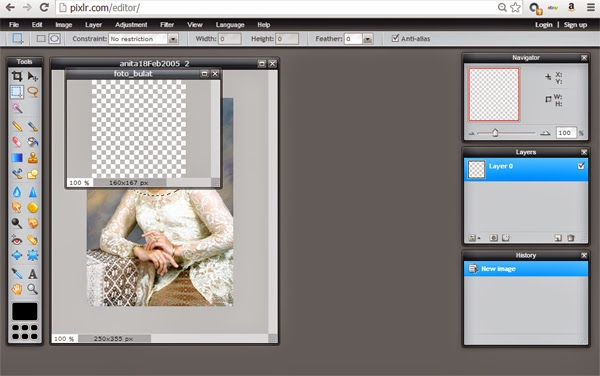 Cara Membuat Foto Menjadi Bulat Secara Online   Anita ...