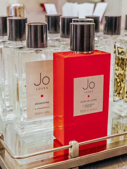 Jo Loves Belgravia Elizabeth Street Blog Review