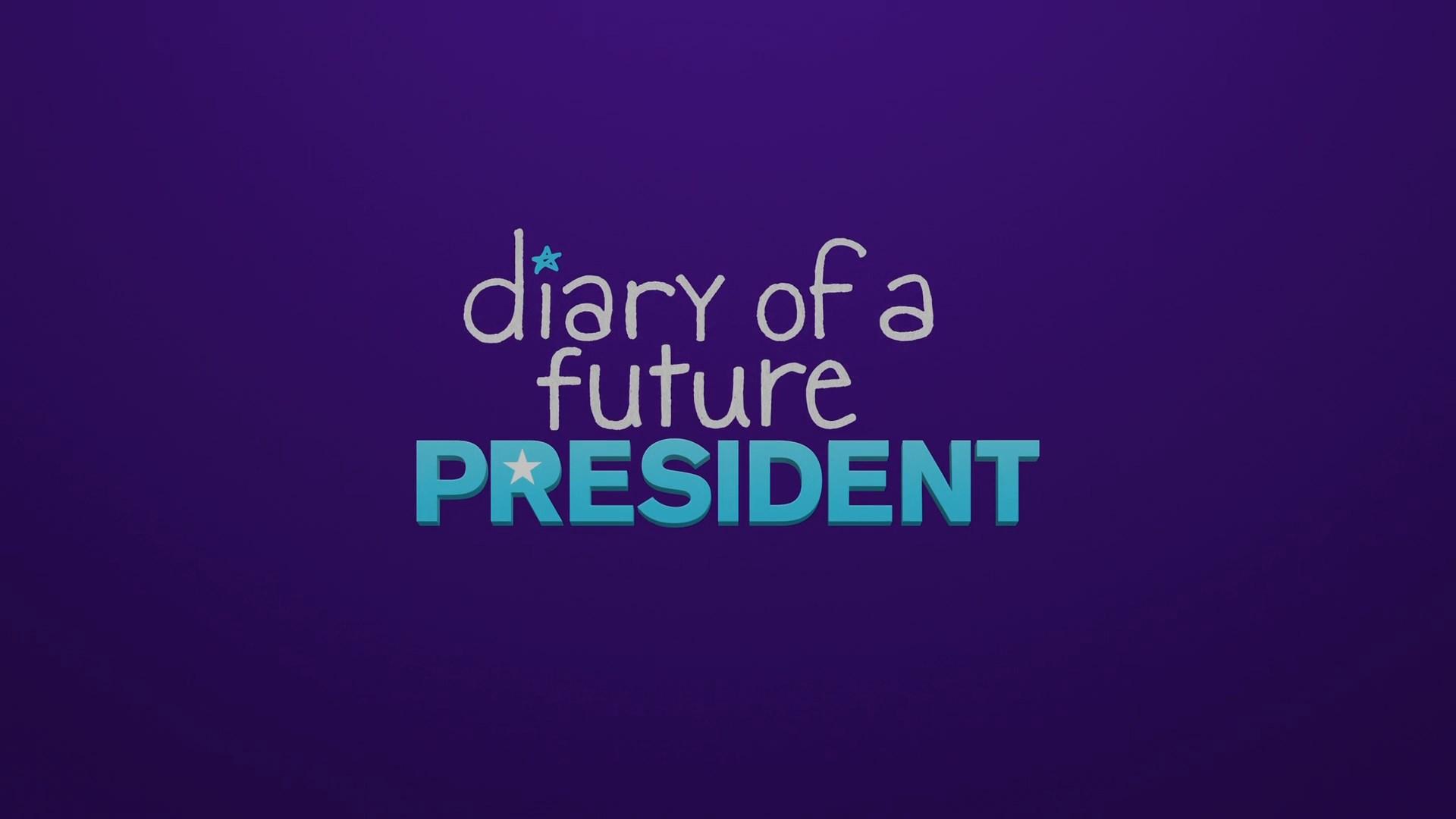 Diario de una futura presidenta Temporada 1 (2020) 1080p WEB-DL Latino