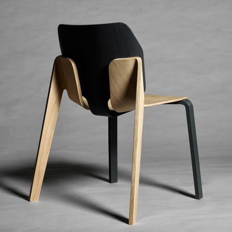 дневник дизайнера Современные стулья из дерева лучших  Проект молодых дизайнеров заслуженно выиграл второй приз nww design award 2012 на Неделе дизайна в Вене