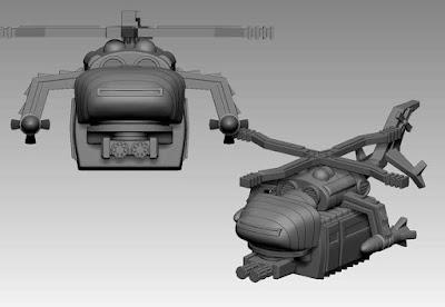 Heavy Chopper