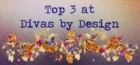I made Top 3 at Divas By Design