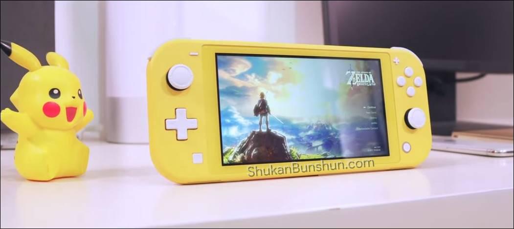 Mengatasi Baterai Nintendo Switch Lite Boros Cepat Panas