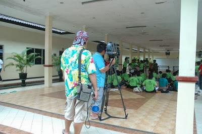 Liputan Stasiun TV Taiwan (BADA) ke PT Prima Duta Sejati