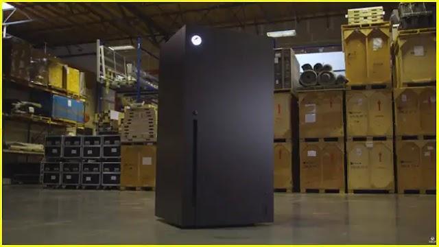 Xbox Series X: Mini Fridge Goes Into Mass Production Soon