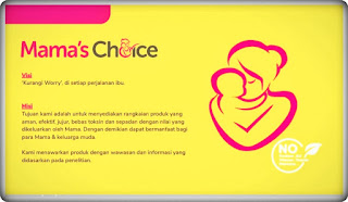 Mama's choice visi