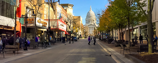 state street in madison wi