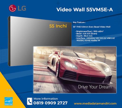 Video Wall Lg
