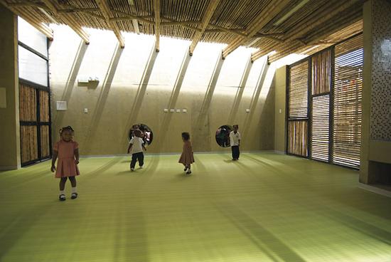 Desain pusat kegiatan anak