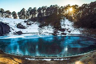 नाग माता की दिव्य तपोस्थली सरेओलसर झील