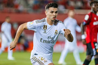 Milan some step away from signing Real Madrid player  Brahim Diaz