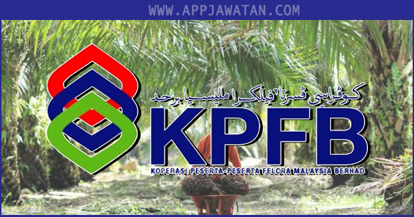 Jawatan Kosong Koperasi Peserta-peserta Felcra Malaysia Berhad (KPFB)