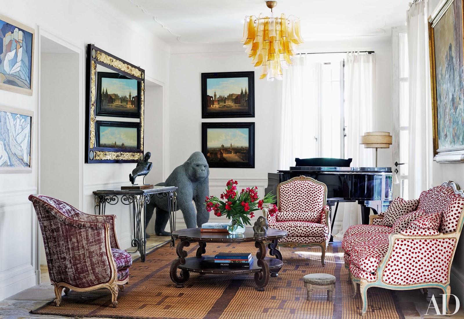 South Of France Home By Frédéric Fekkai Romantic Villa