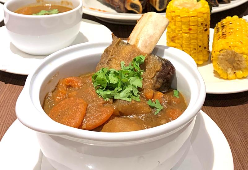 Halal Beef Ribs In KL