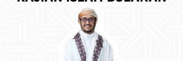 Hadirilah Kajian Islam Bulanan Bersama Prof. Dr. Zaid bin Ali Al Ghaili di Masjid Besar At-Taqwa Sebengkok Tarakan