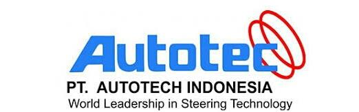 Www.OperatorProduksi.Net -   PT.Autotech Indonesia ini didirikan pada tahun 1996,Perusahaan Penanaman Modal Asing (PMA) yang berasal dari Negara Jepang dan Begerak dalam bidang Industri Pembuatan Kolom Pengarah Otomotif dan suku cadang ( kendaraan).